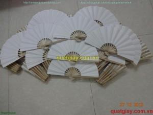 wedding paper fans