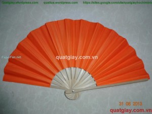 wedding hand fans viet nam
